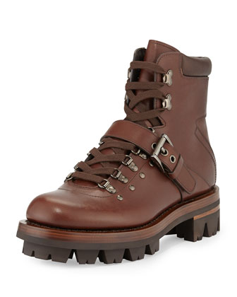 Big Lug Hiking Boot, Brown