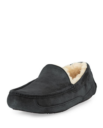 Ugg Irving Slub-Knit Hoodie, Colton Lounge Pants & Ascot Suede Slipper