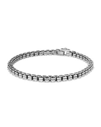 Double Box-Chain Bracelet