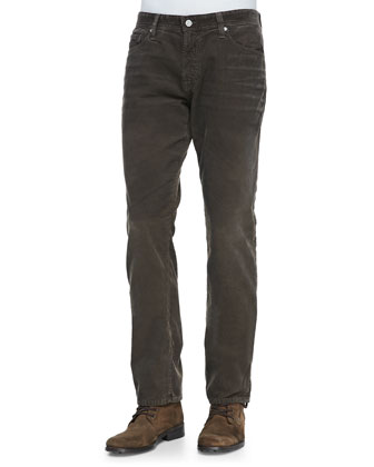 Graduate Corduroy Pants, Brown
