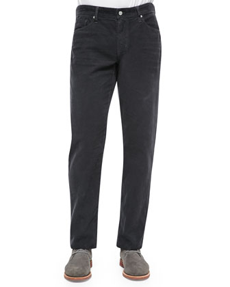 Graduate Corduroy Pants, Gray
