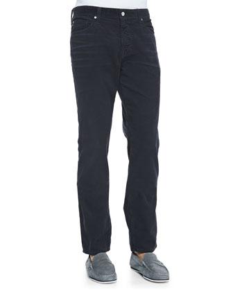 Graduate Corduroy Pants, Navy