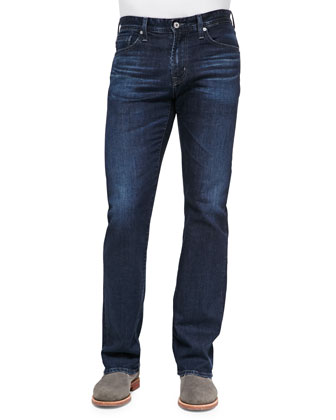 Protege Dark-Wash Denim Jeans