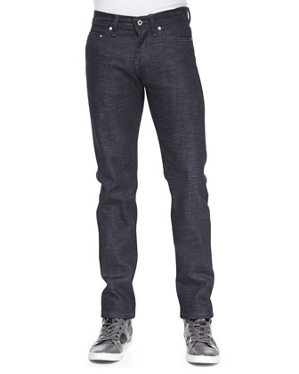 Twist Candy Weft Selvedge Jeans