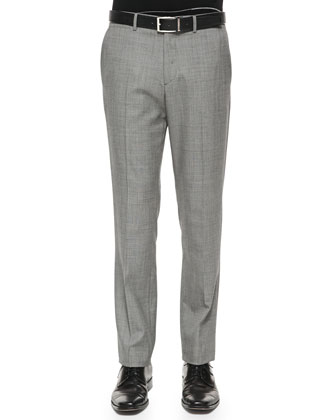Marlo Hyco Suit Pants, Black