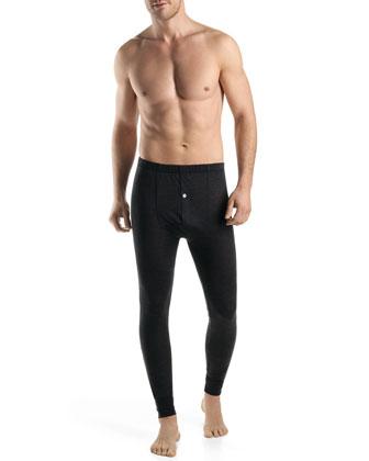 Light Merino Long Underwear, Dark Gray