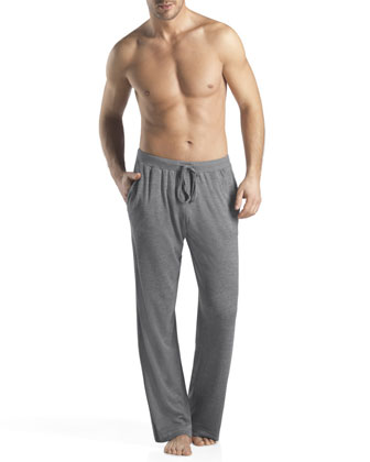 Lexington Lounge Pants, Gray