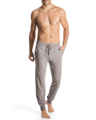 Union Square Lounge Pants, Medium Gray
