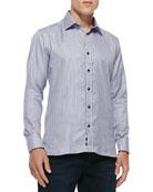 Ricky Plaid Long-Sleeve Shirt