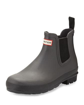 Original Gum-Sole Chelsea Boot, Light Gray