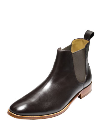 Lionel Dress Chelsea Boot, Chestnut