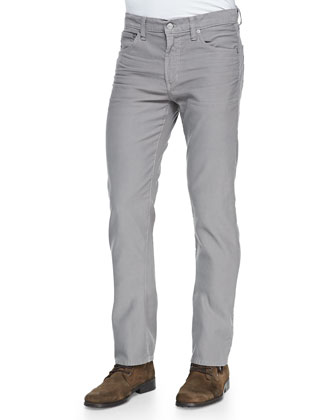 Sid Straight Stone Gray Jeans