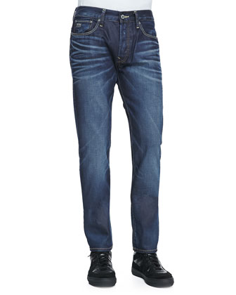 3301 Straight Hydrite Denim Jeans