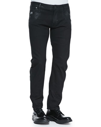 ARC 3D Denim Jeans, Black
