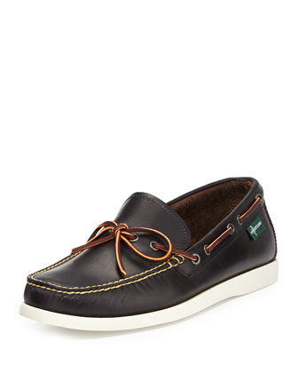 Yarmouth 1955 Boat Shoe, Navy