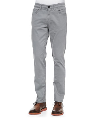 Kane Straight-Leg Dawn Jeans