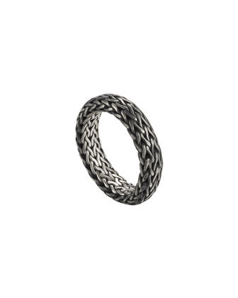 Men's Classic Chain Band Ring