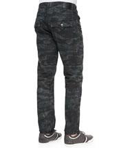Geno Tiger Camo Jeans