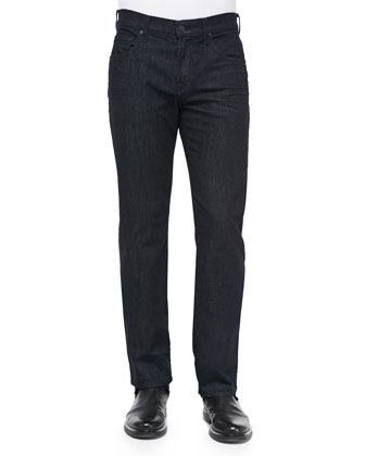 Luxe Performance: Carson Deep Well Jeans