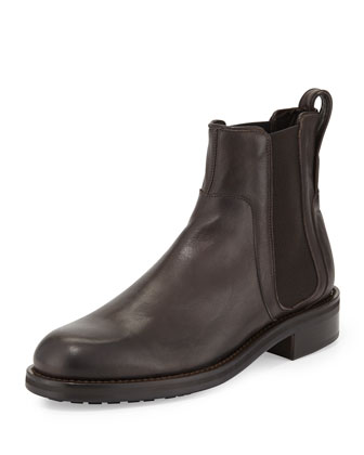 Connor Gored Chelsea Boot, Brown