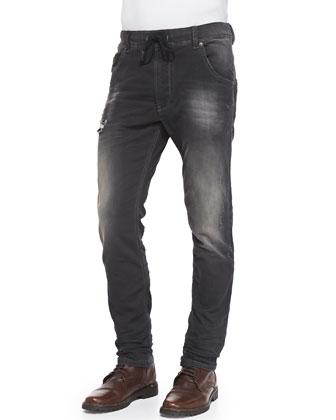 Krooley 0835B Jogger Jeans