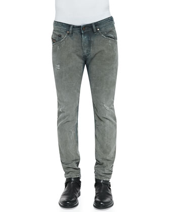 Belther 835F Gray Wash Jeans