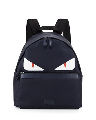 Monster Backpack, Black