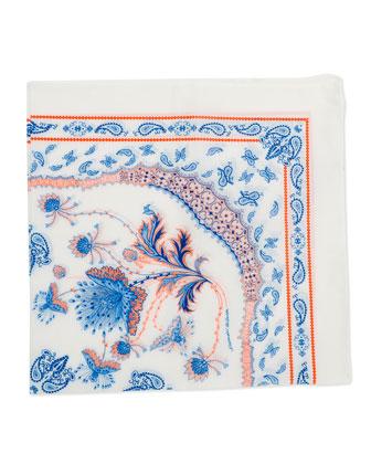 Bandana Printed Pocket Square