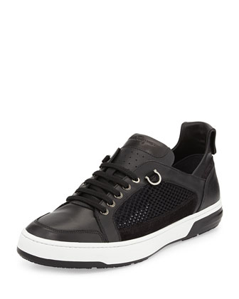 Nets Low-Top Sneaker