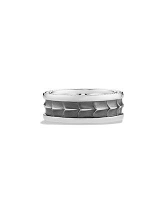 Armory Narrow Band Ring