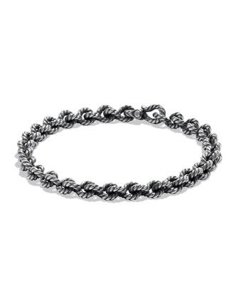 Men's Twist Cable Bracelet