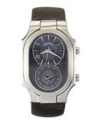 Signature Analog Watch, Gray
