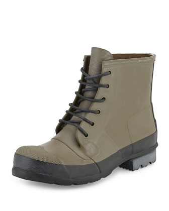 Original Short Boot, Hunter Green