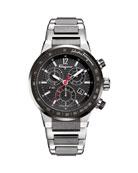 F-80 Chronograph Watch with Bracelet