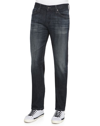 Graduate 6-Year Eventide Selvedge Jeans