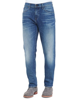 Clint Pierson Straight-Leg Jeans