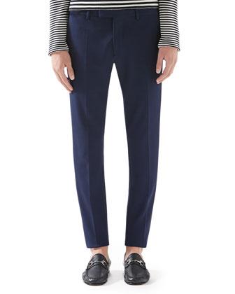 Cotton-Jersey Cardigan Jacket, Striped Knit Cotton Sweater & Cotton ...