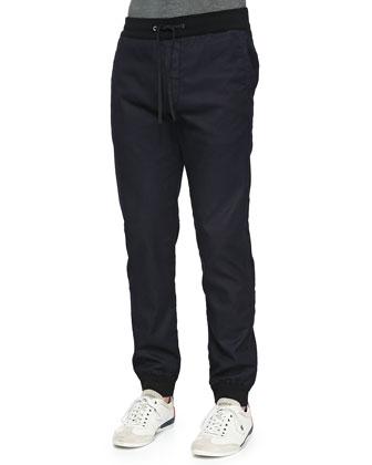 Luxe Sport: Sportif Sweatpants, Indigo