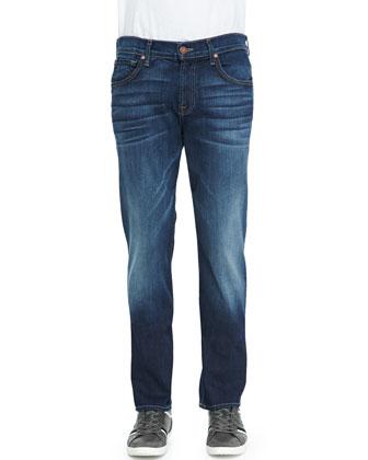 Brett Dark Indigo Jeans