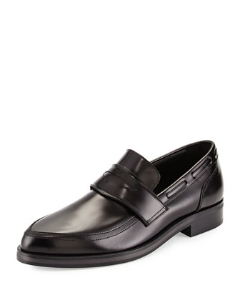Jared Calfskin Penny Loafer