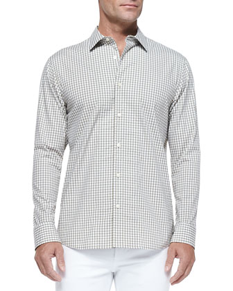 Dakota Check Shirt