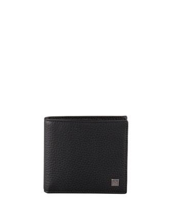 York Bifold Wallet, Black