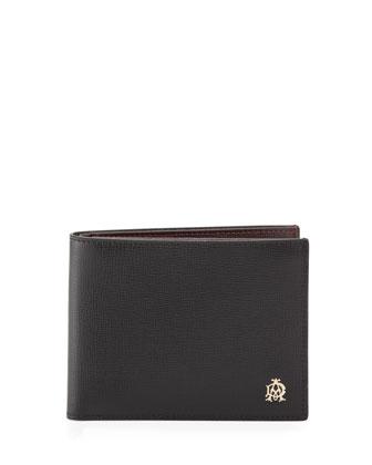 Belgrave Bi-Fold Card Case, Black