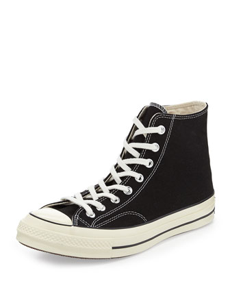 All Star Chuck '70 High-Top Sneaker, Black