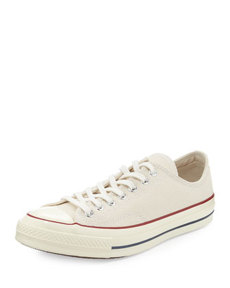 All Star Chuck '70 Low-Top Sneaker, White