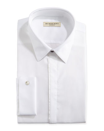 Formal Tux Shirt, White