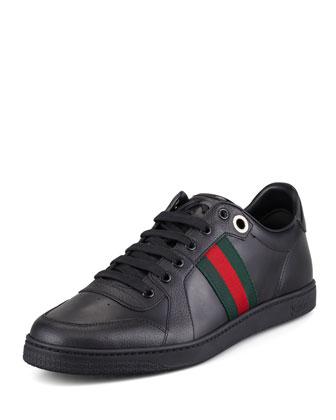 Coda Low-Cut Sneaker, Black