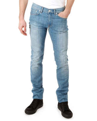 Ace Light Vintage Wash Jeans