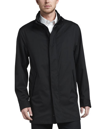 Matrix Coat, Black