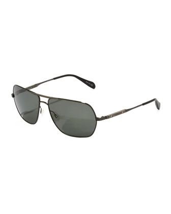 Kelton Polarized Sunglasses, Midnight Express